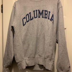 Vintage champion Columbia state crew neck